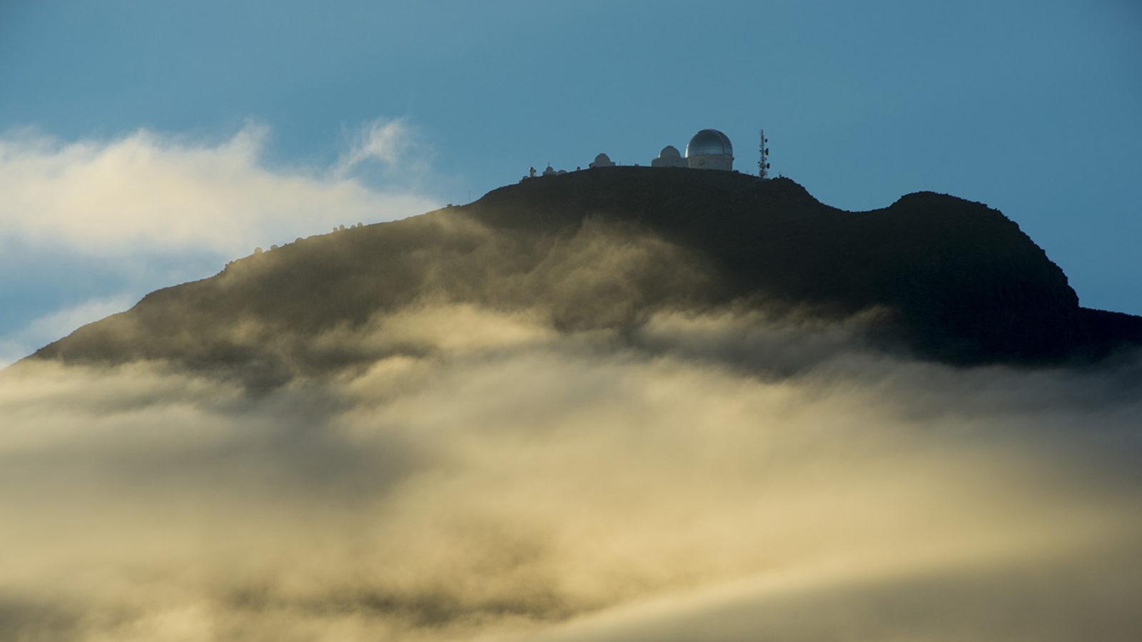 Photo of DES mountain