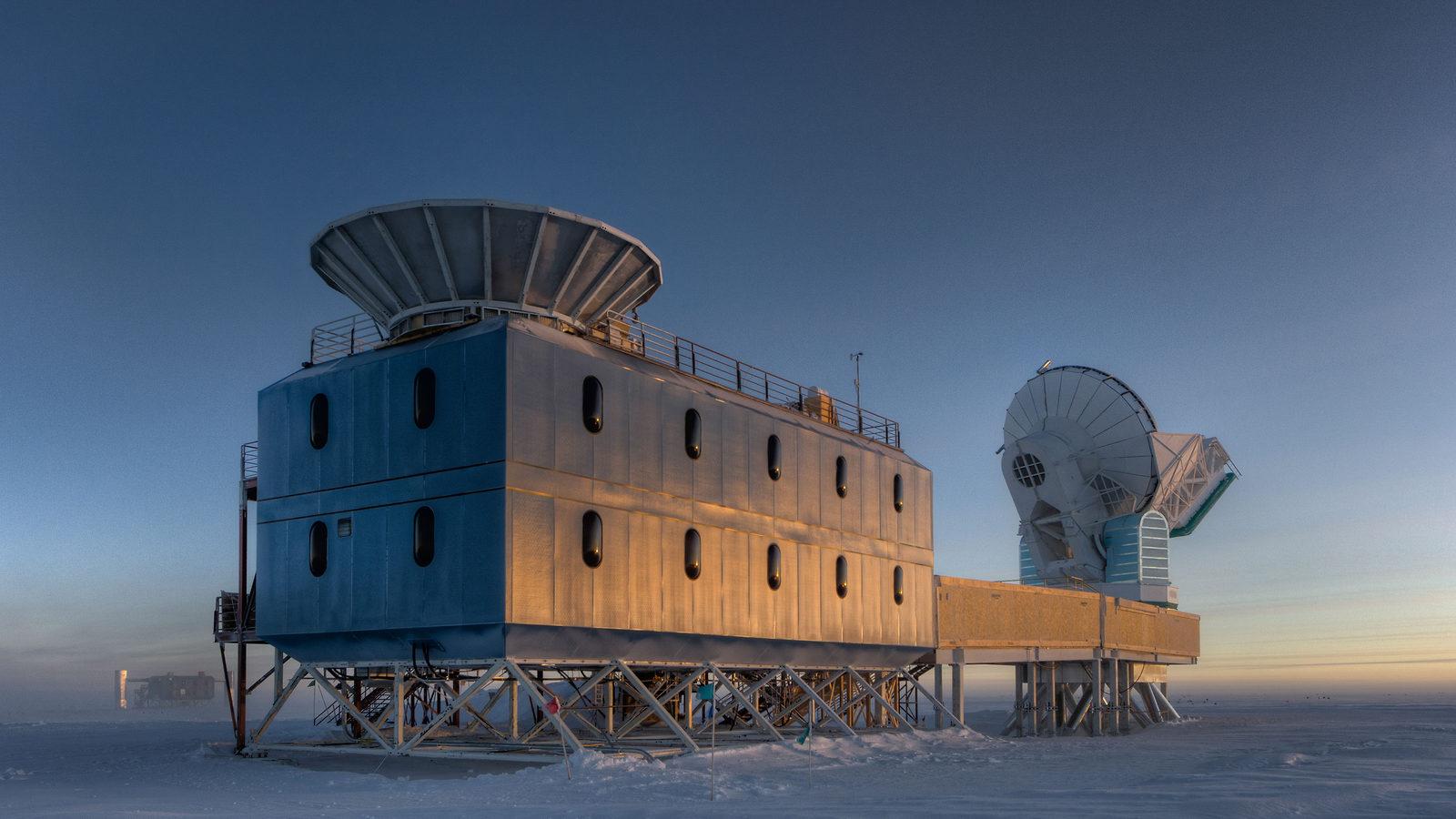 Photo of Dark Sector Lab