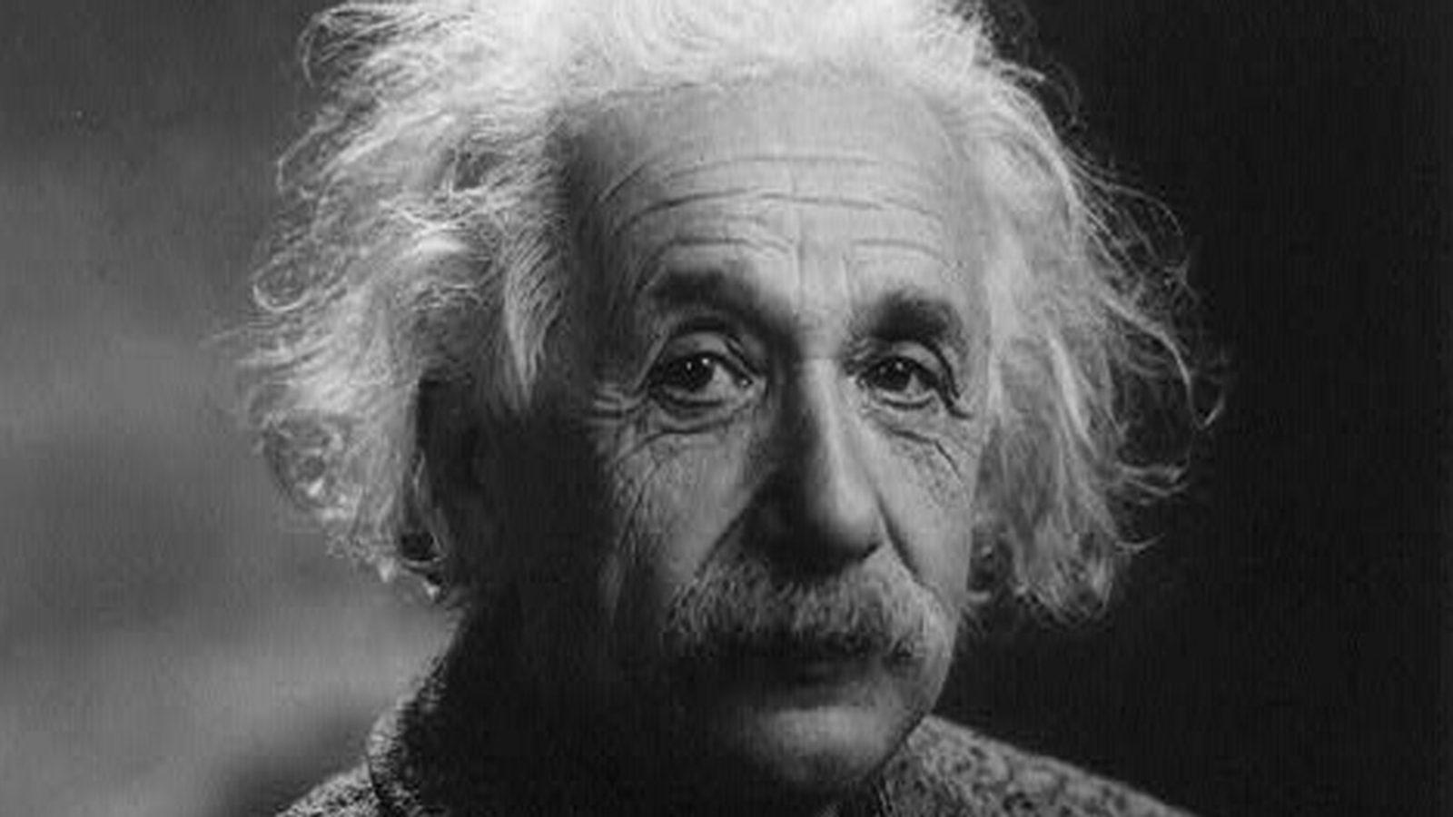 Photo: Einstein