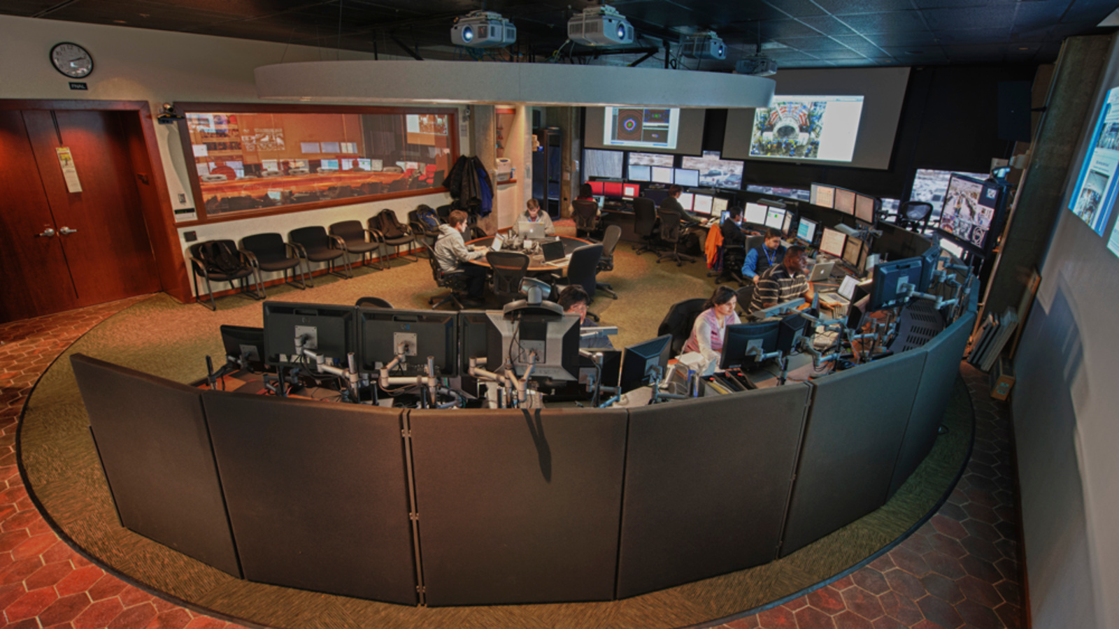 Photo of Fermilab ROC