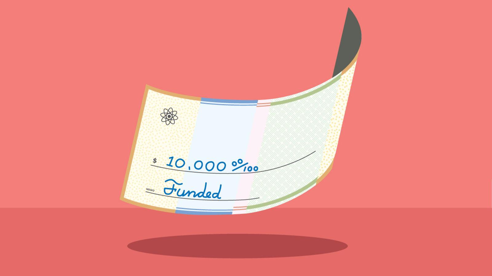 Illustration of Crowdfunding