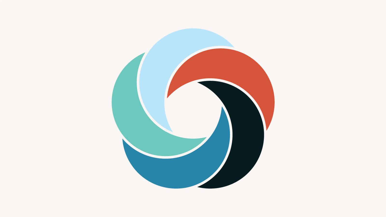 Vector of P5 logo