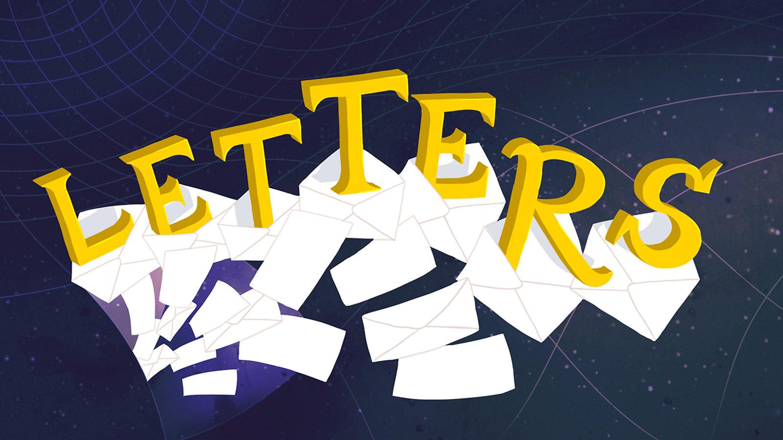 Generic Header: Letters