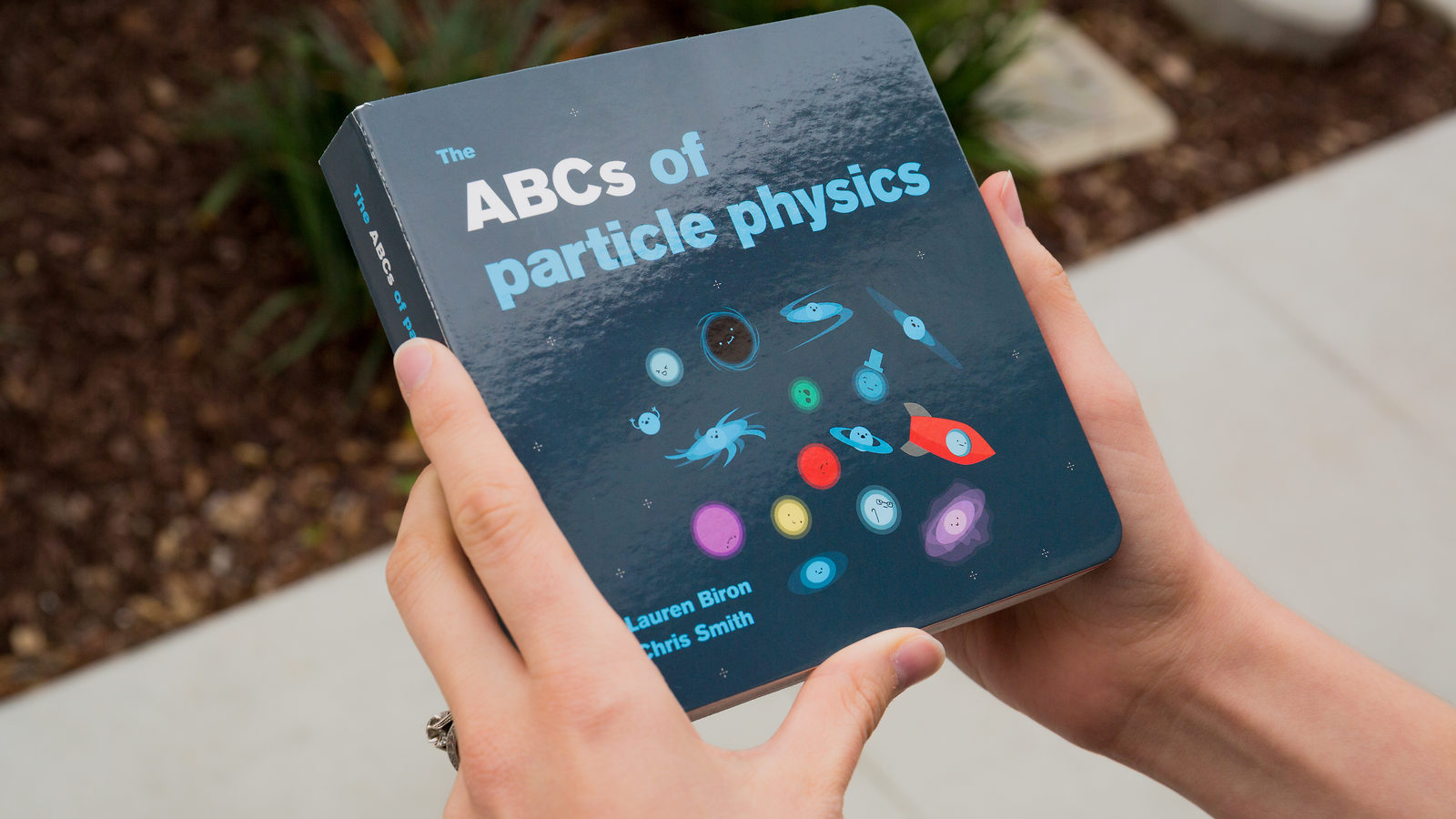 The ABCs of Particle Physics board book