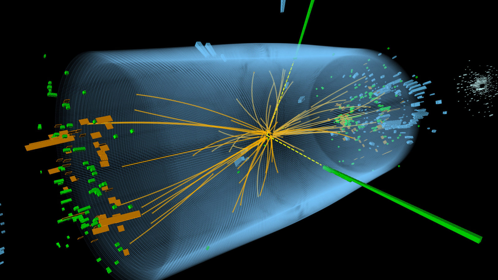 Image: Higgs event CMS