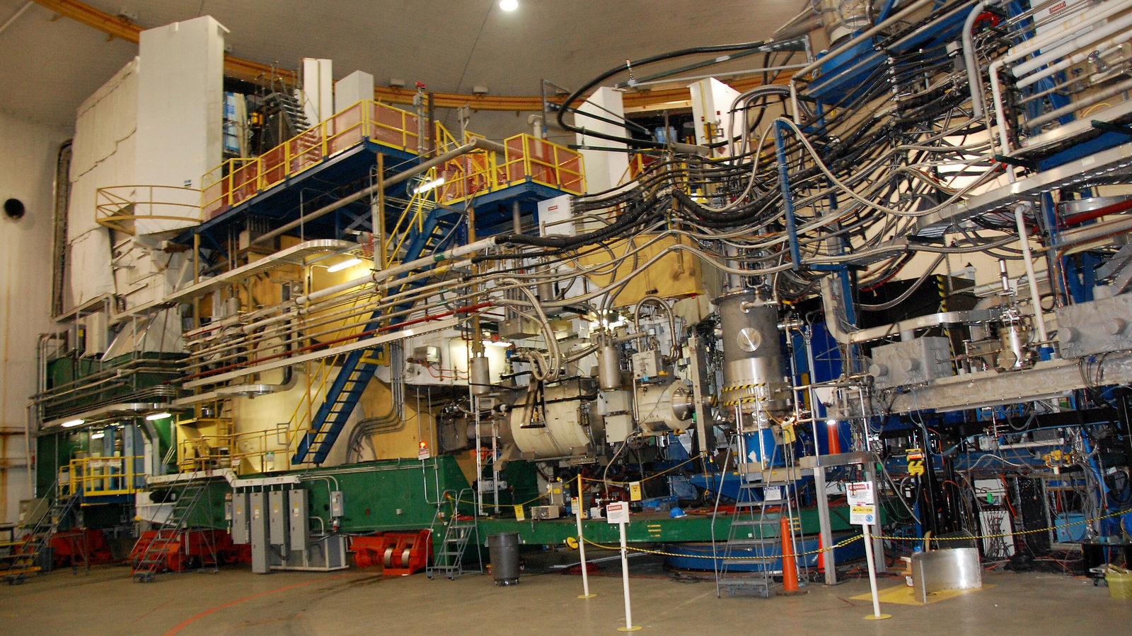 Photo of Jefferson Lab's Hall A