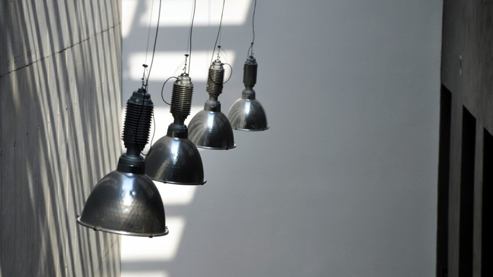 Photo: Julius von Bismarck lamps