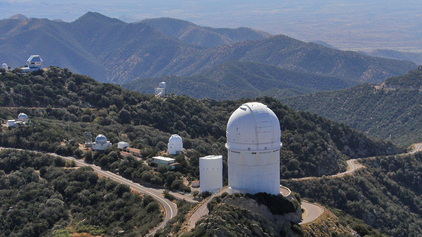 Photo of Kitt Peak