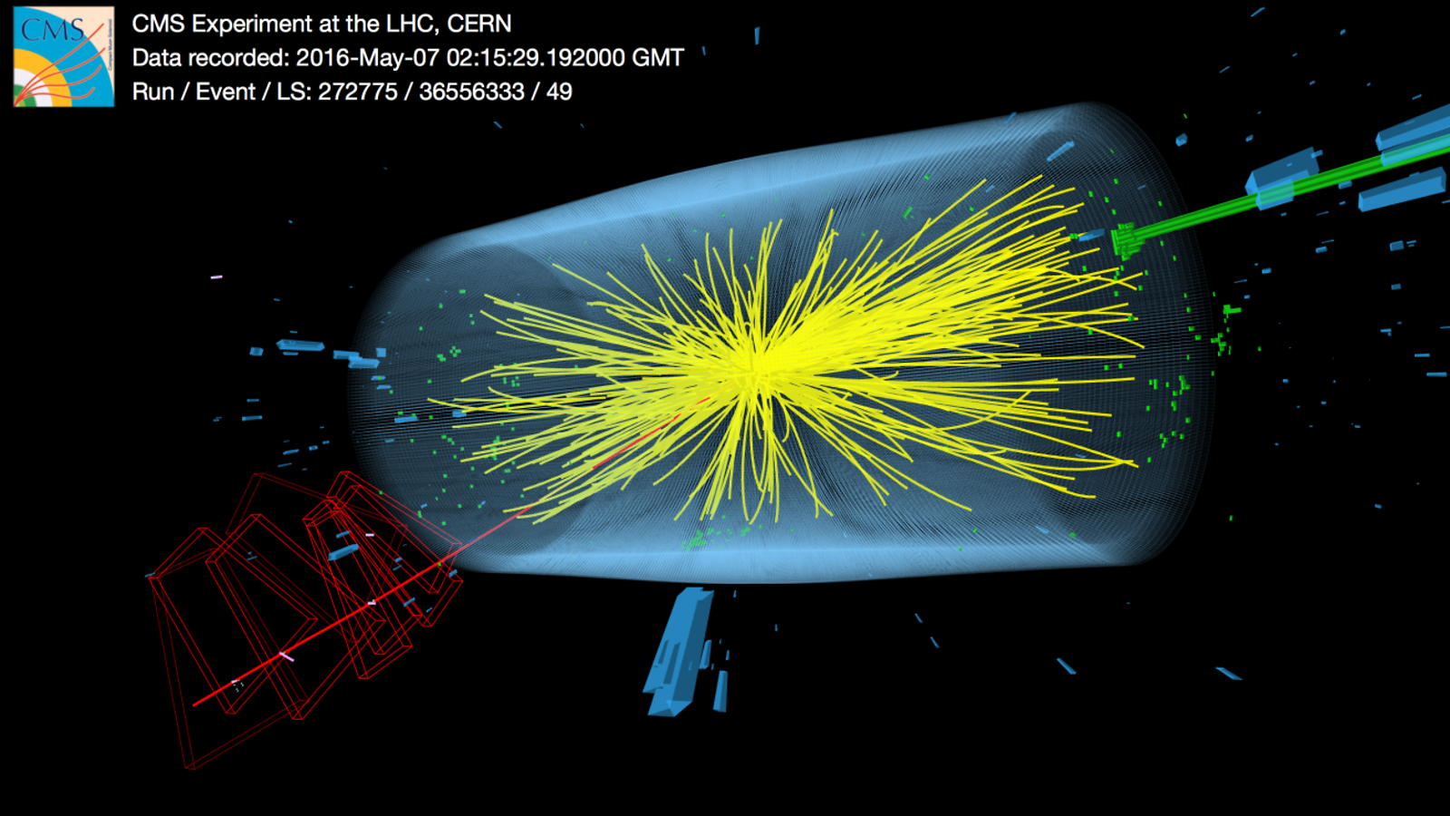 Header: Large Hadron Collider prepares to deliver six times the data
