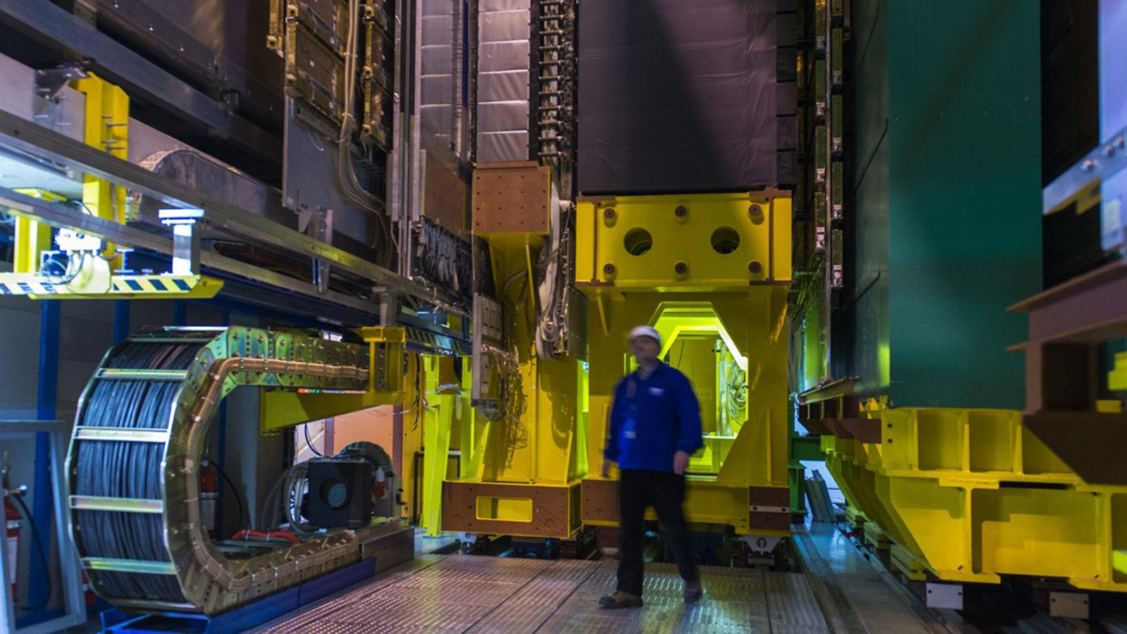 Photo of LHCb