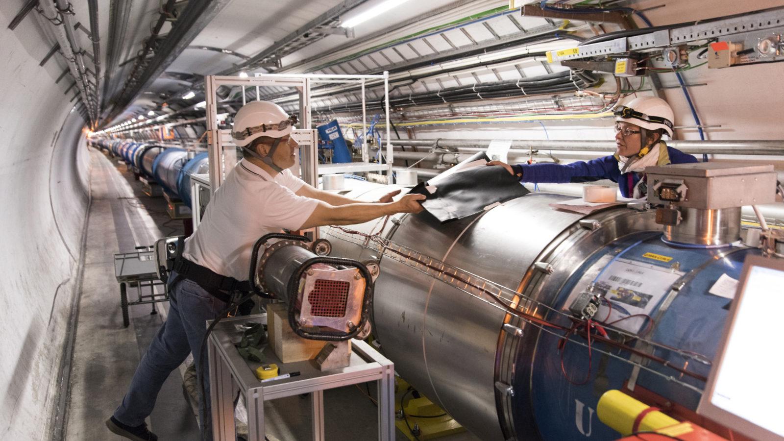 Photo of LHC X-ray 1