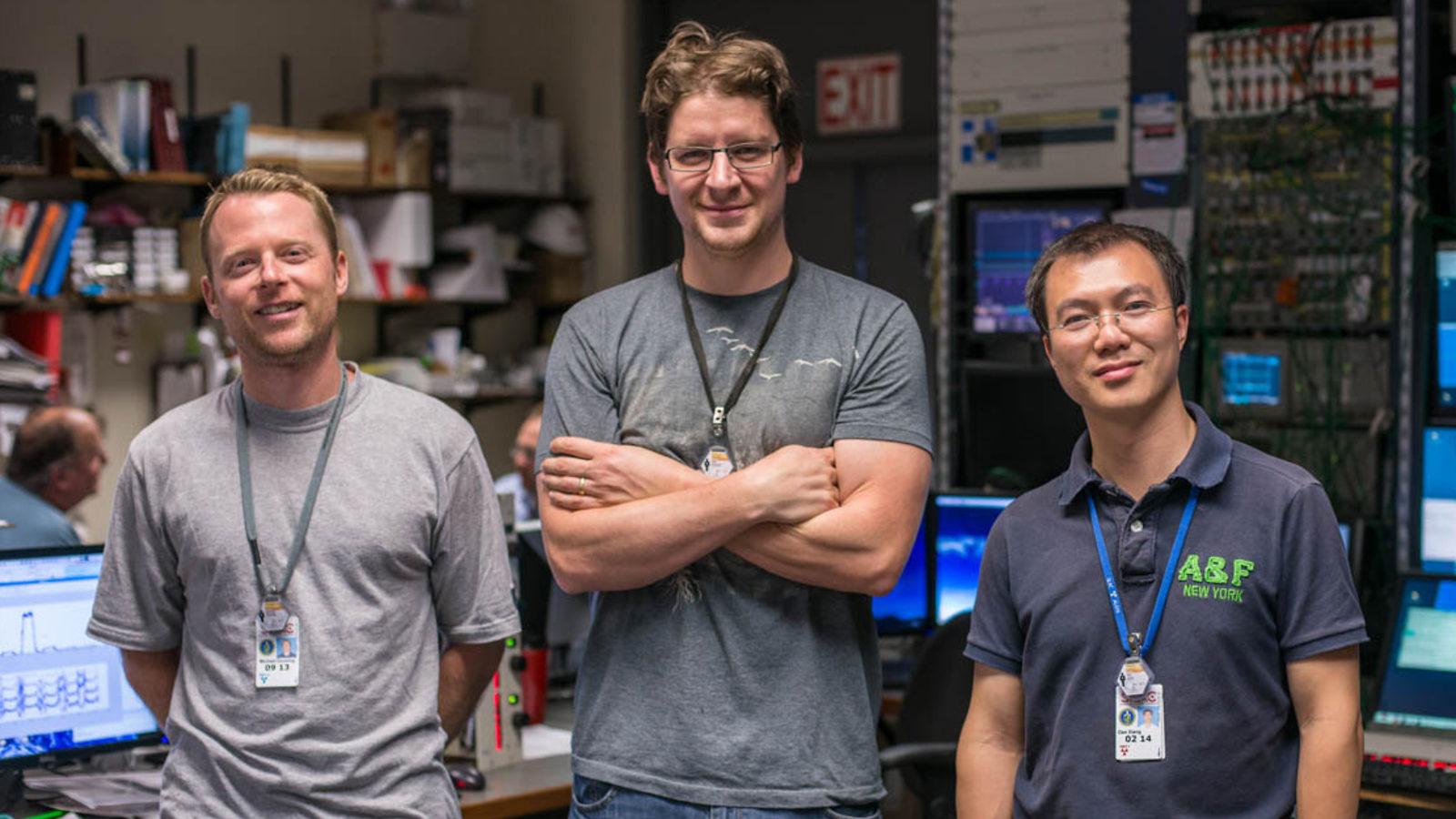 Image: NLCTA modulation team