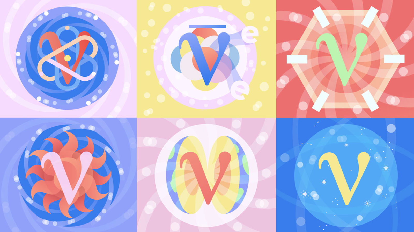 Illustration of Neutrino Experiments
