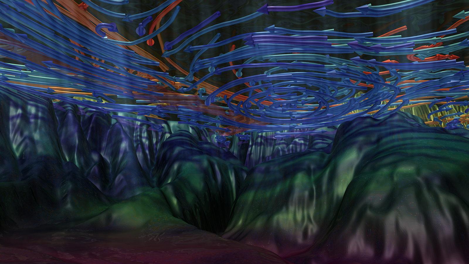 Ellen Sandor Oceans of Change