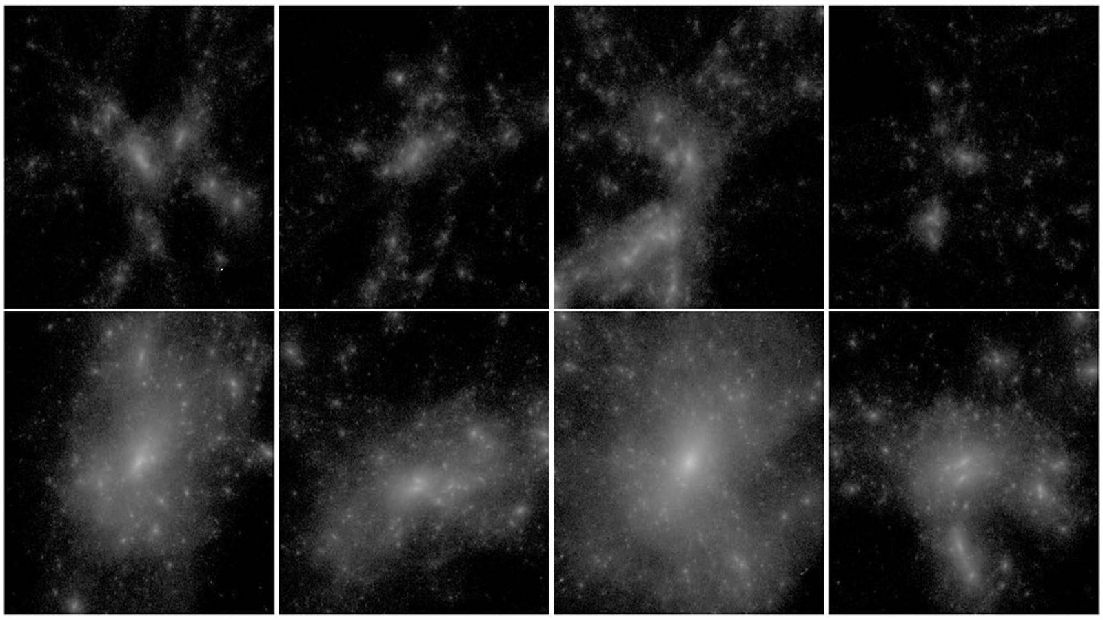 Photo grid 3X3 RHAPSODY simulation