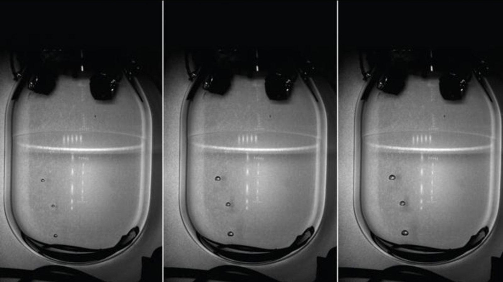 S2B: COUPP bubbles