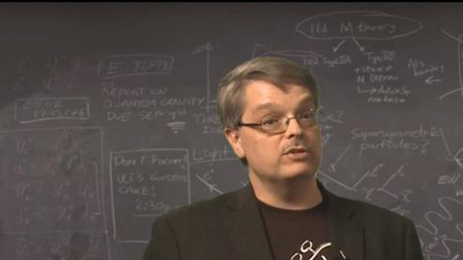 Photo: Standard Model video