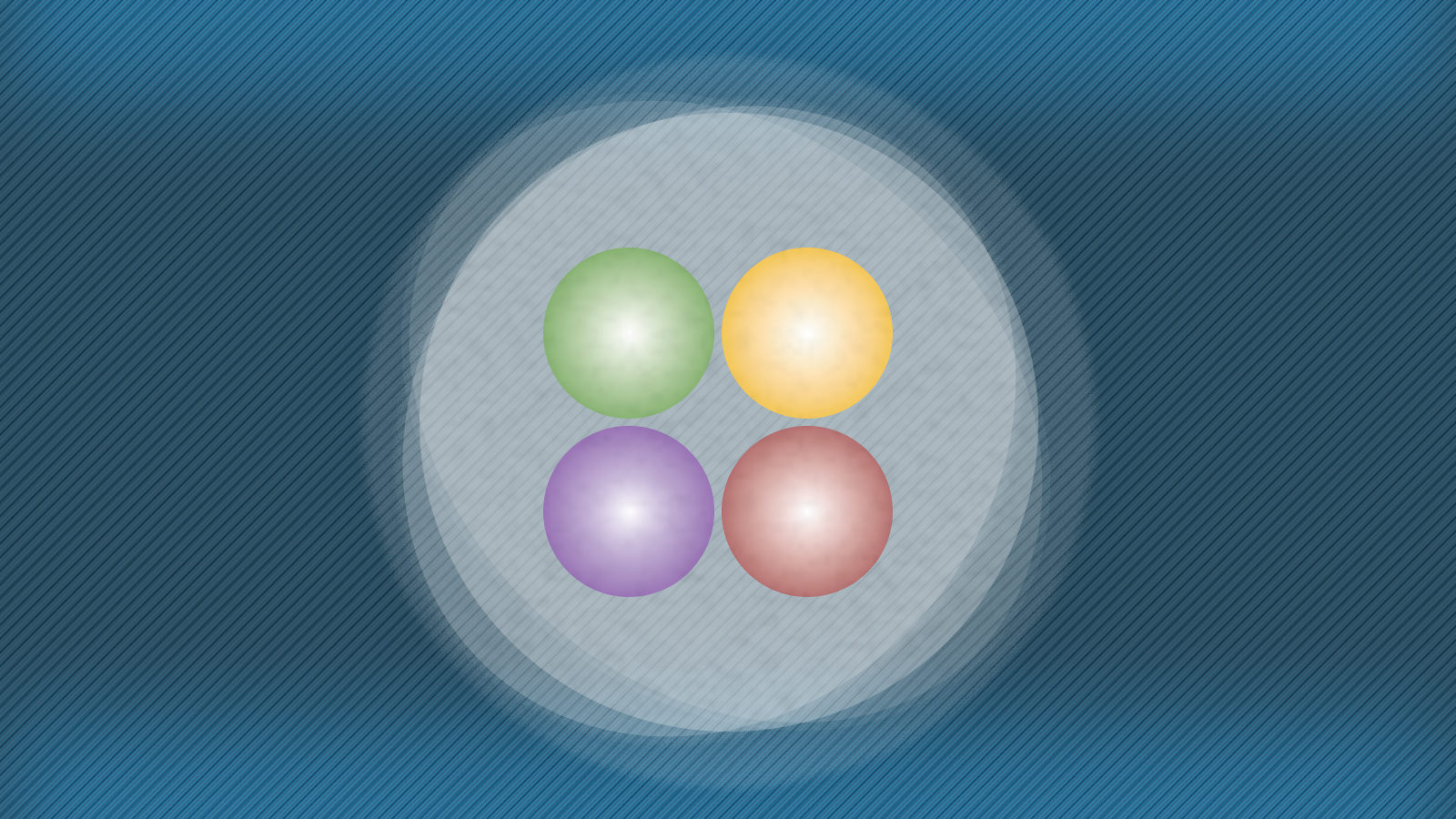 Illustration of new four flavor particle
