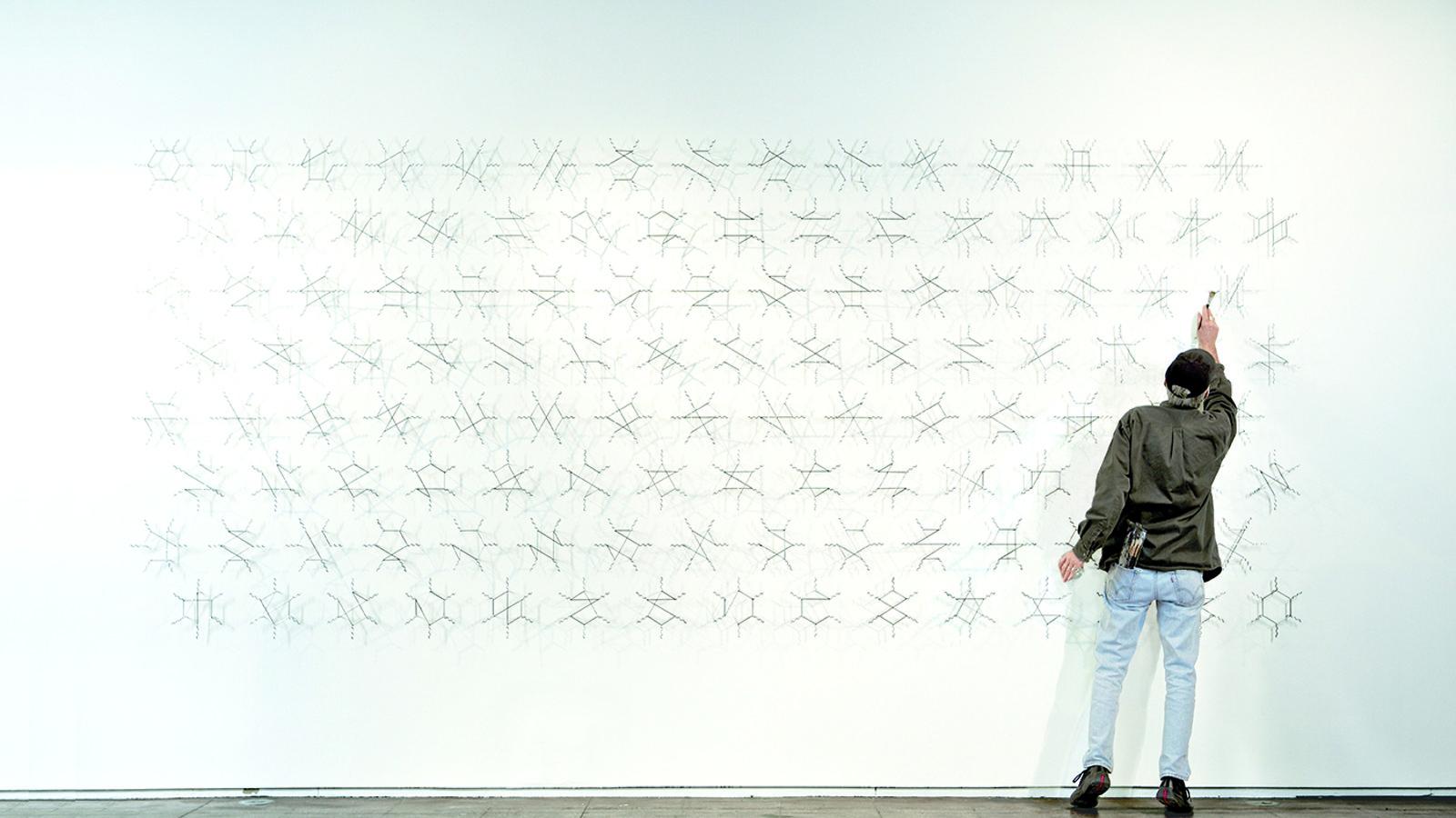 Tufte's Feynman sculptures come to Fermilab | symmetry magazine