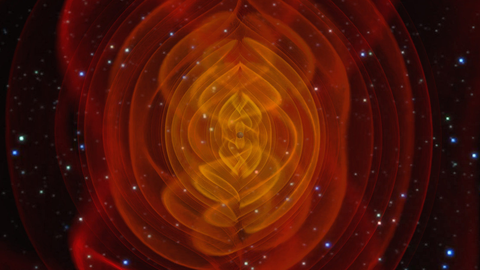 LIGO gravitational waves header