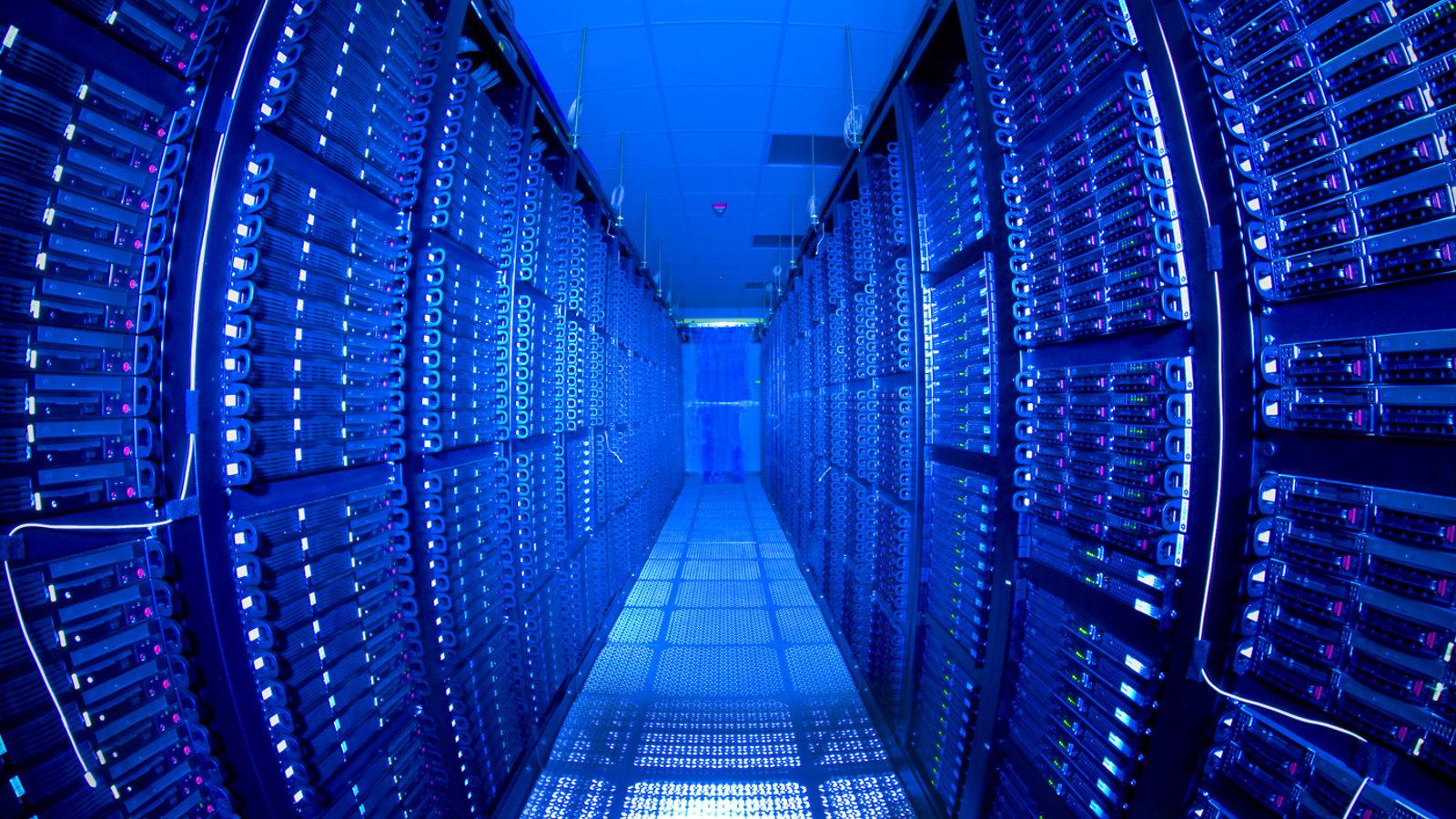 Photo of Fermilab grid computing