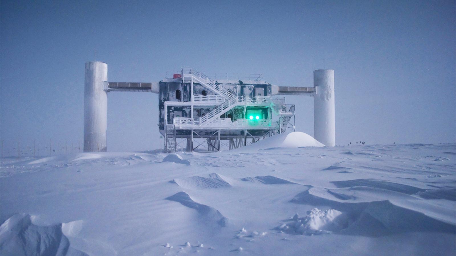Photo of IceCube Laboratory