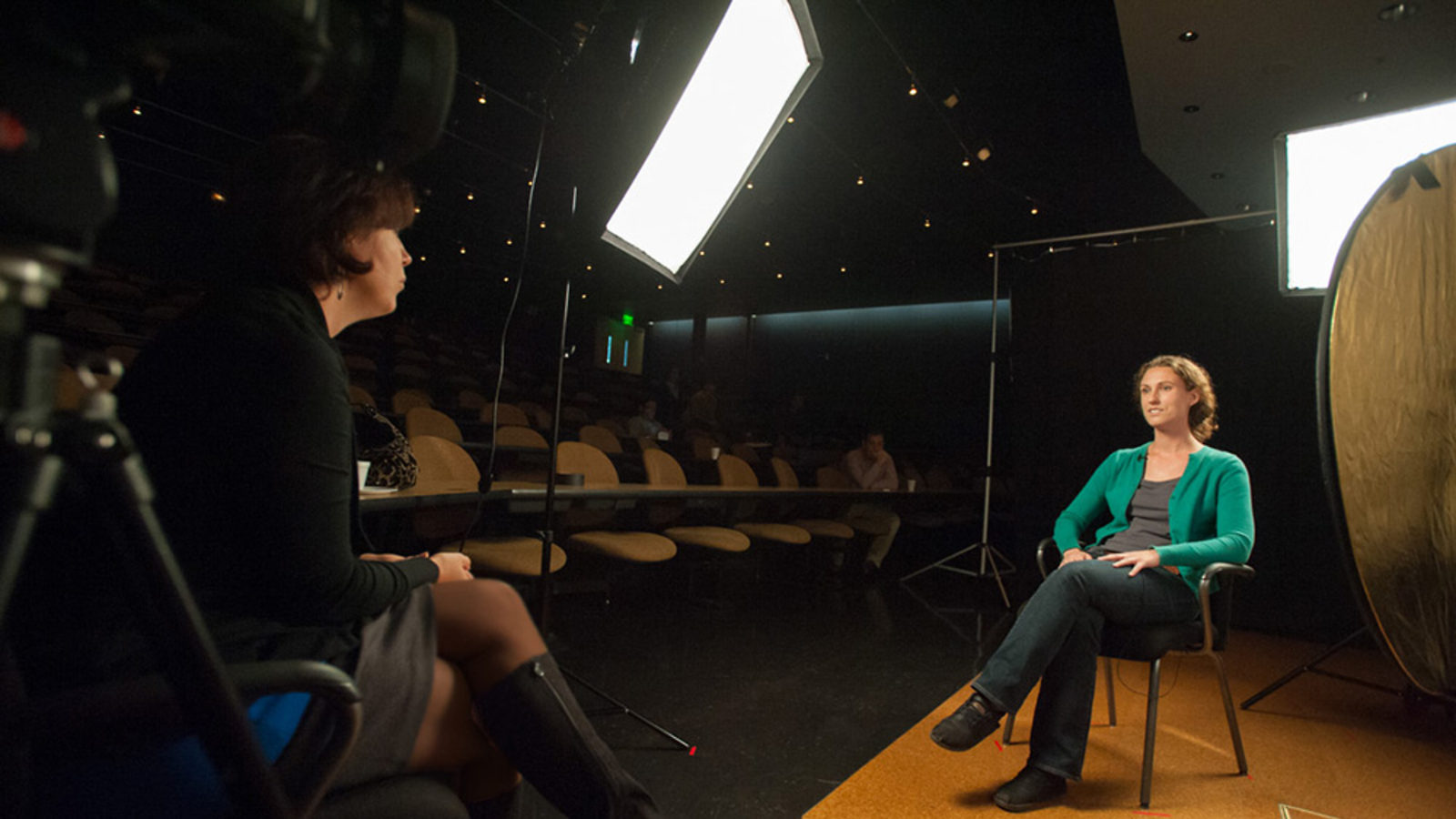 Image: Media training