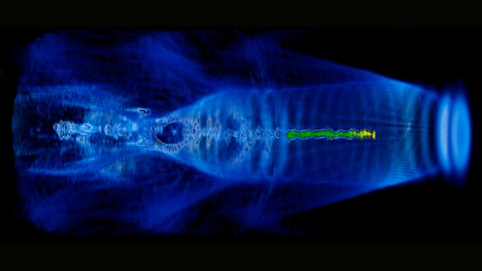 Plasma Accelerators Finding Focus Symmetry Magazine