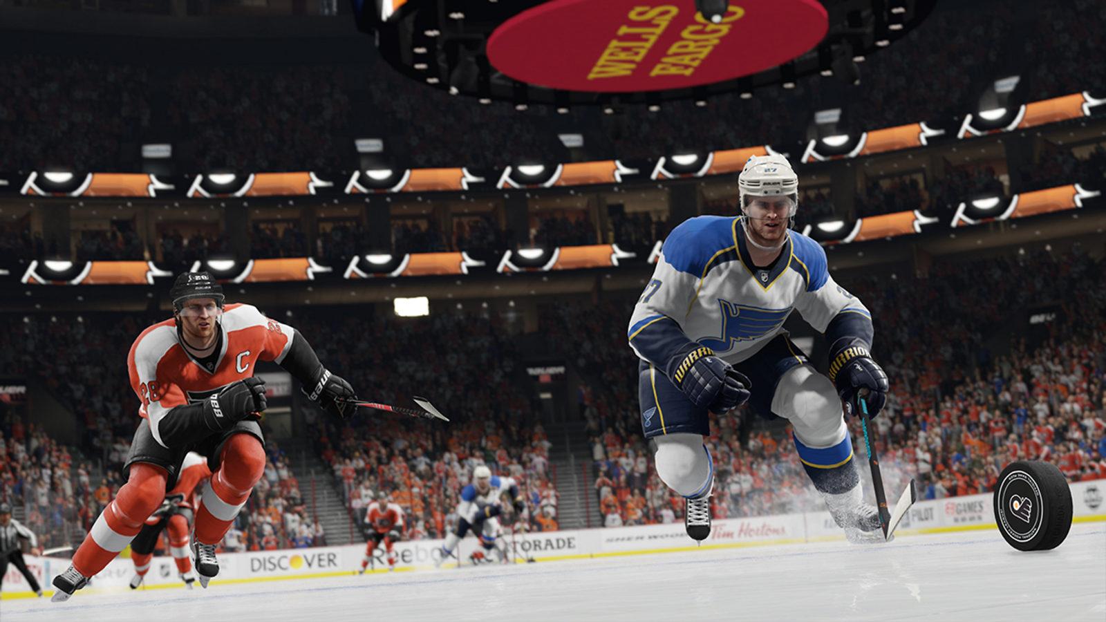 Photo of EA SPORTS NHL