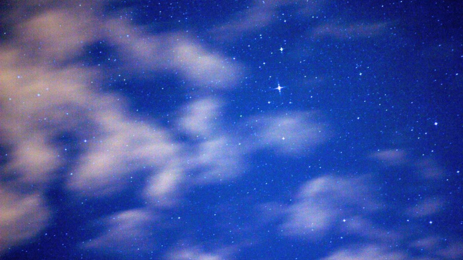 Photo: Evening sky