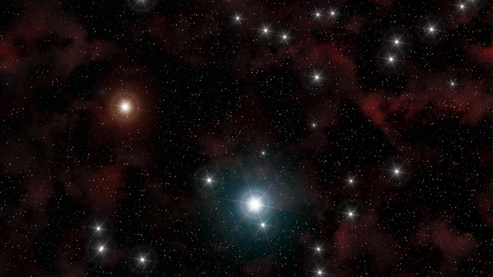Photo of Stars per 100 billion cubic light years