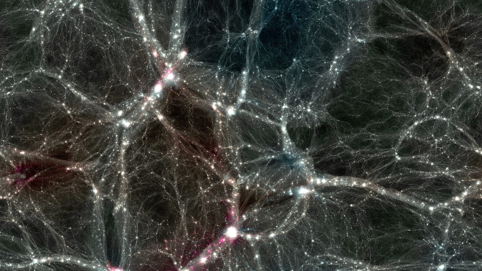 Image of trillion particles