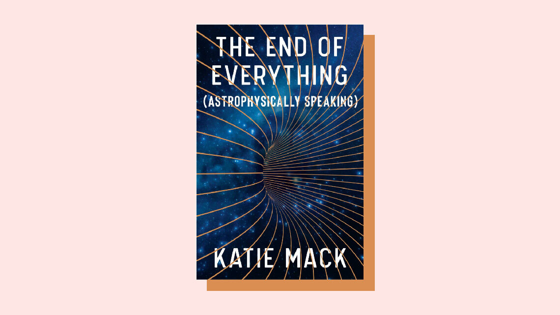 "Book Cover: ""The End of Everything"" by Katie Mack"