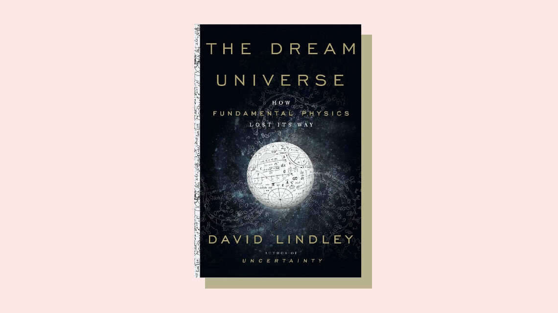 "Book Cover: ""The Dream Universe"" by David Lindley"