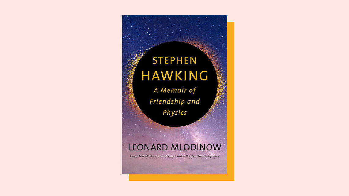 "Book Cover: ""Stephen Hawking"" by Leonard Mlodinow"