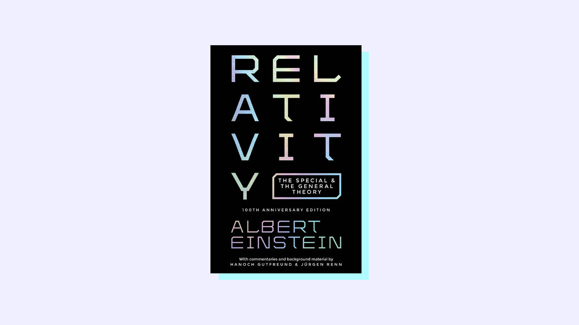 Relativity The Special and General Theory Book