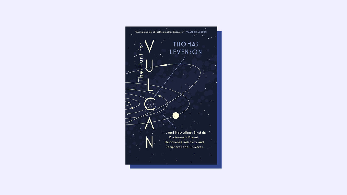 The Hunt for Vulcan Book