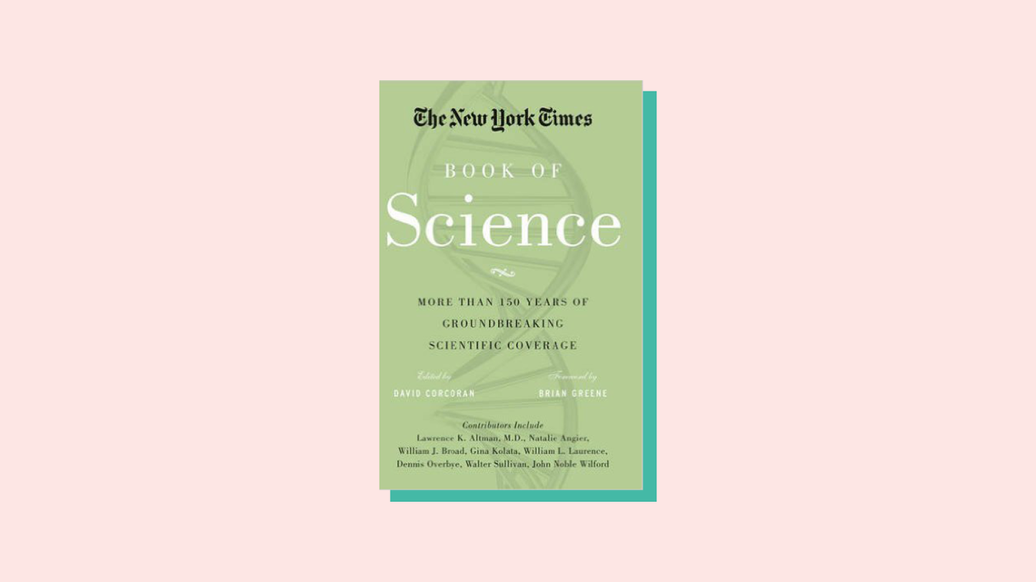 """""""Book of Science"""" book cover"""