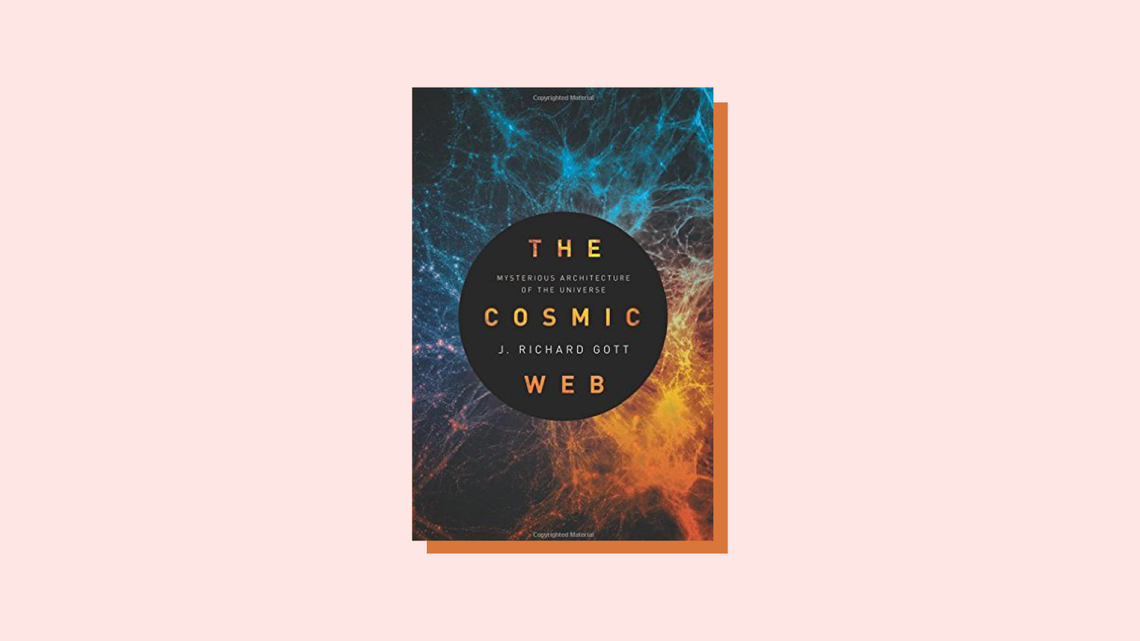 """""""The Cosmic Web"""" book cover"""
