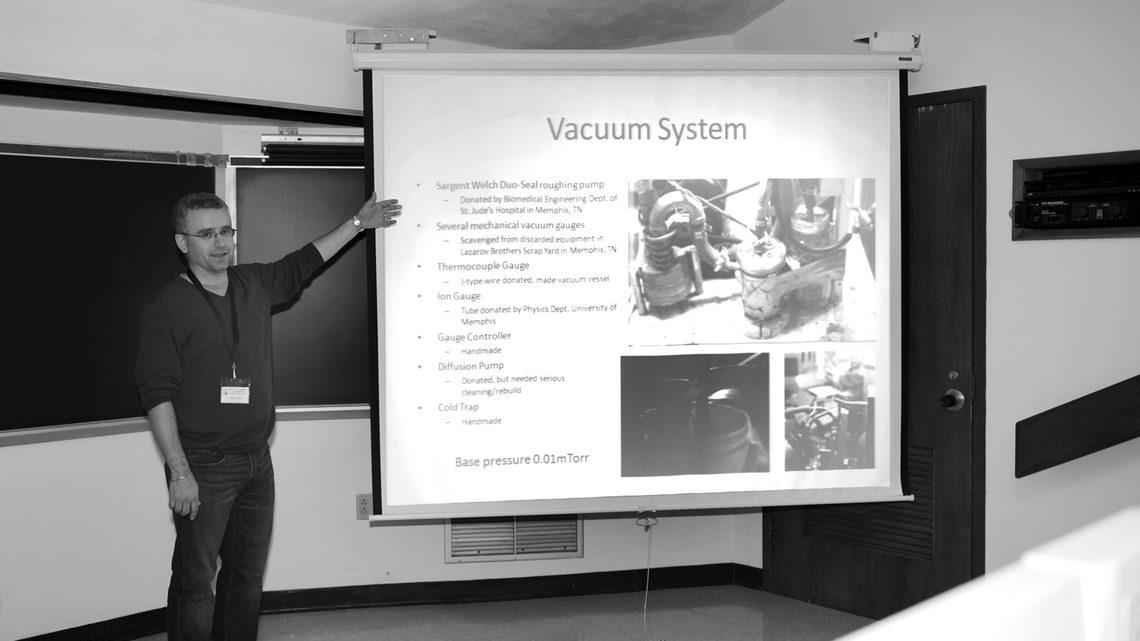 Cyclotron presentation