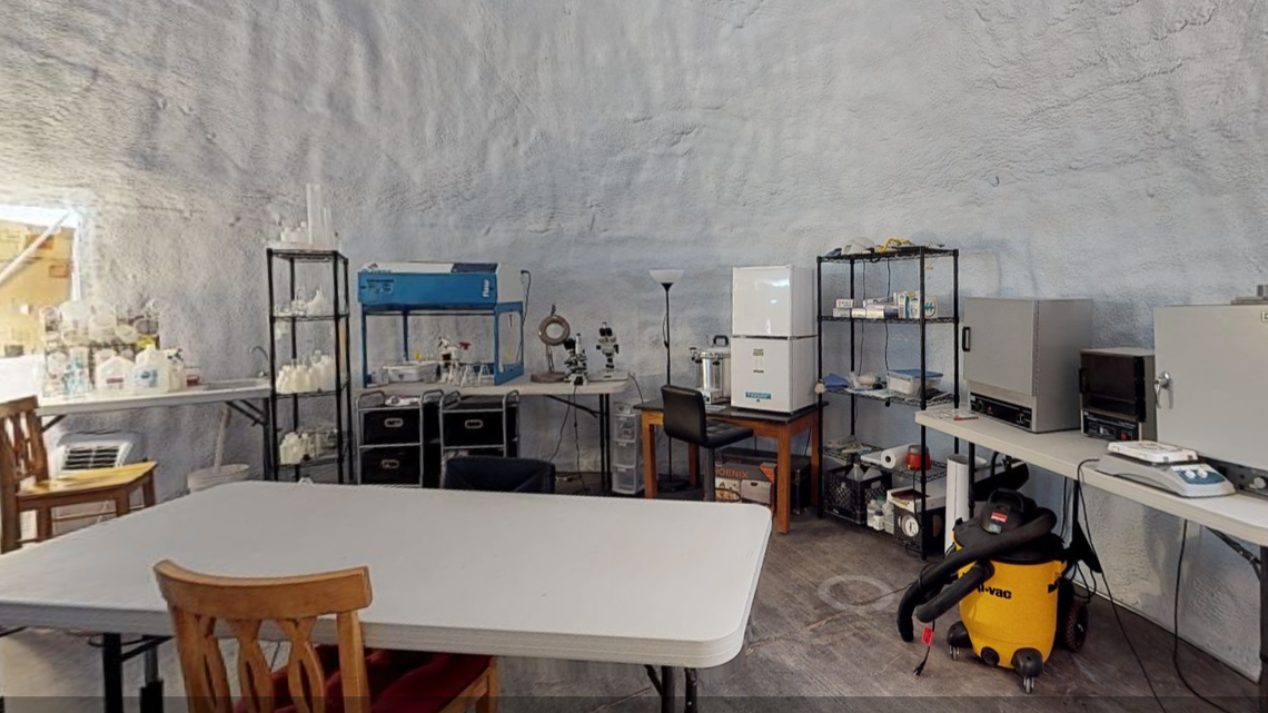 Matterport: Science dome