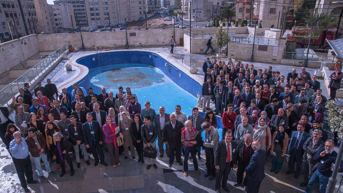 Image: SESAME collaboration meeting