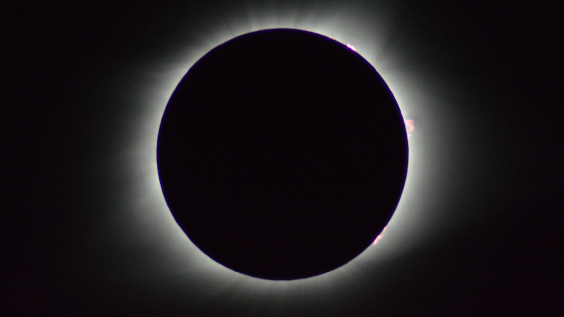 Photo of August's great american total eclipse