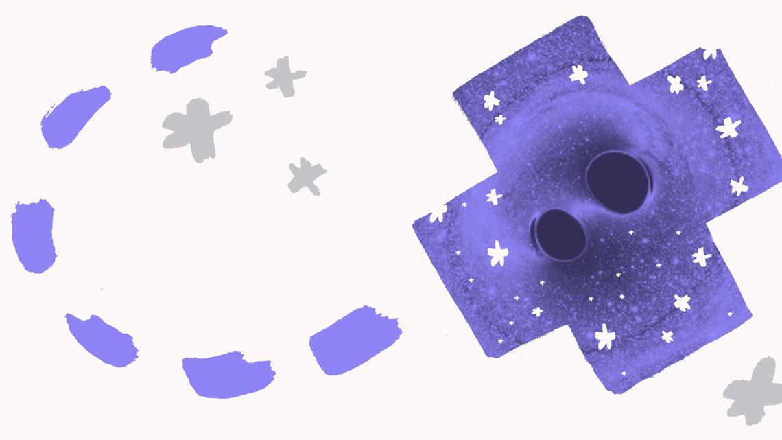 Image: Following LIGO's treasure maps