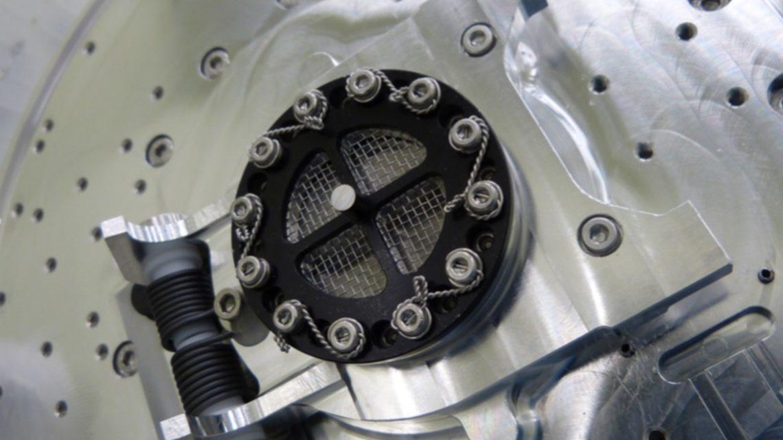 Image: Hitomi gate valve