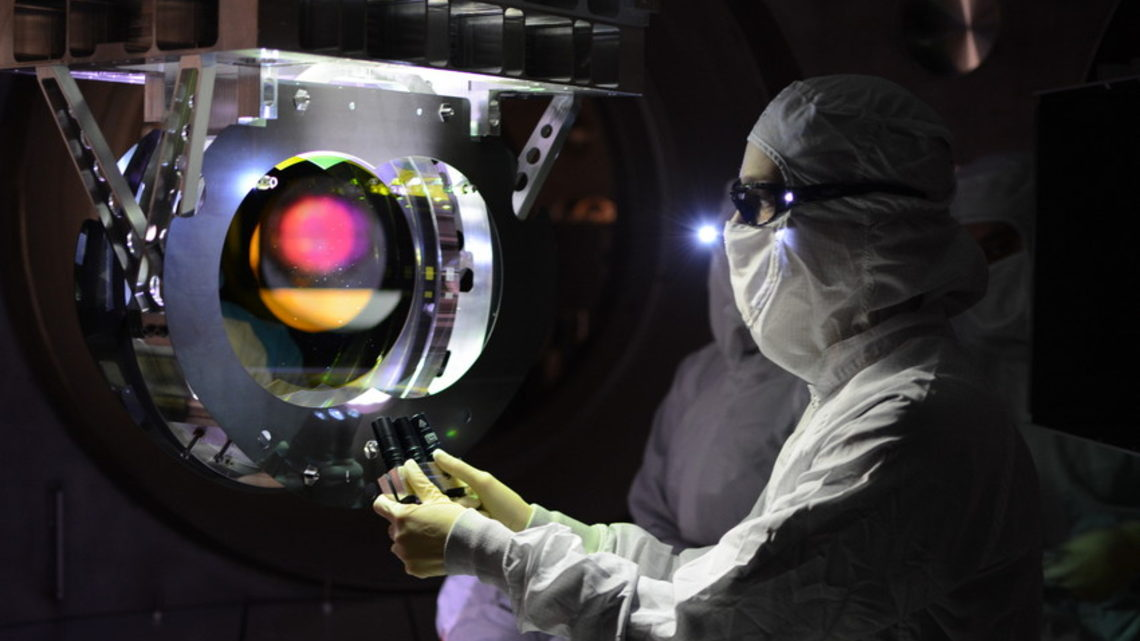 LIGO optics inspection