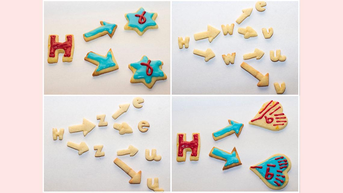 Higgs decay cookies