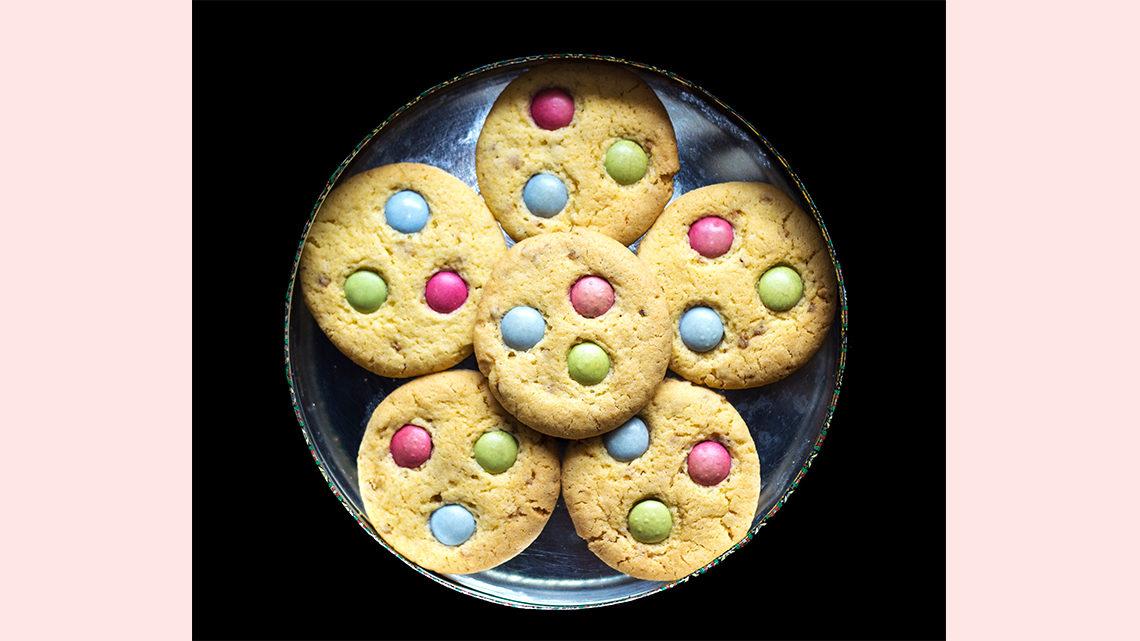 Proton cookies