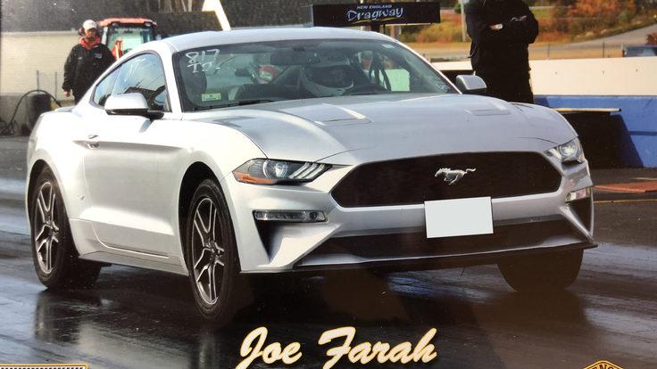 Joseph Farah's Mustang