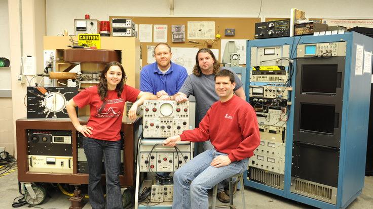 Amateur cyclotron builders